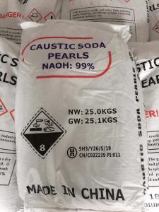 Caustic Soda Pearl 99%